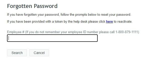 jcpenny kiosk password reset