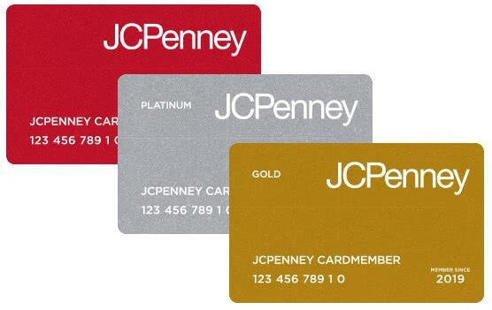 JCPenney Kiosk Credit Cards